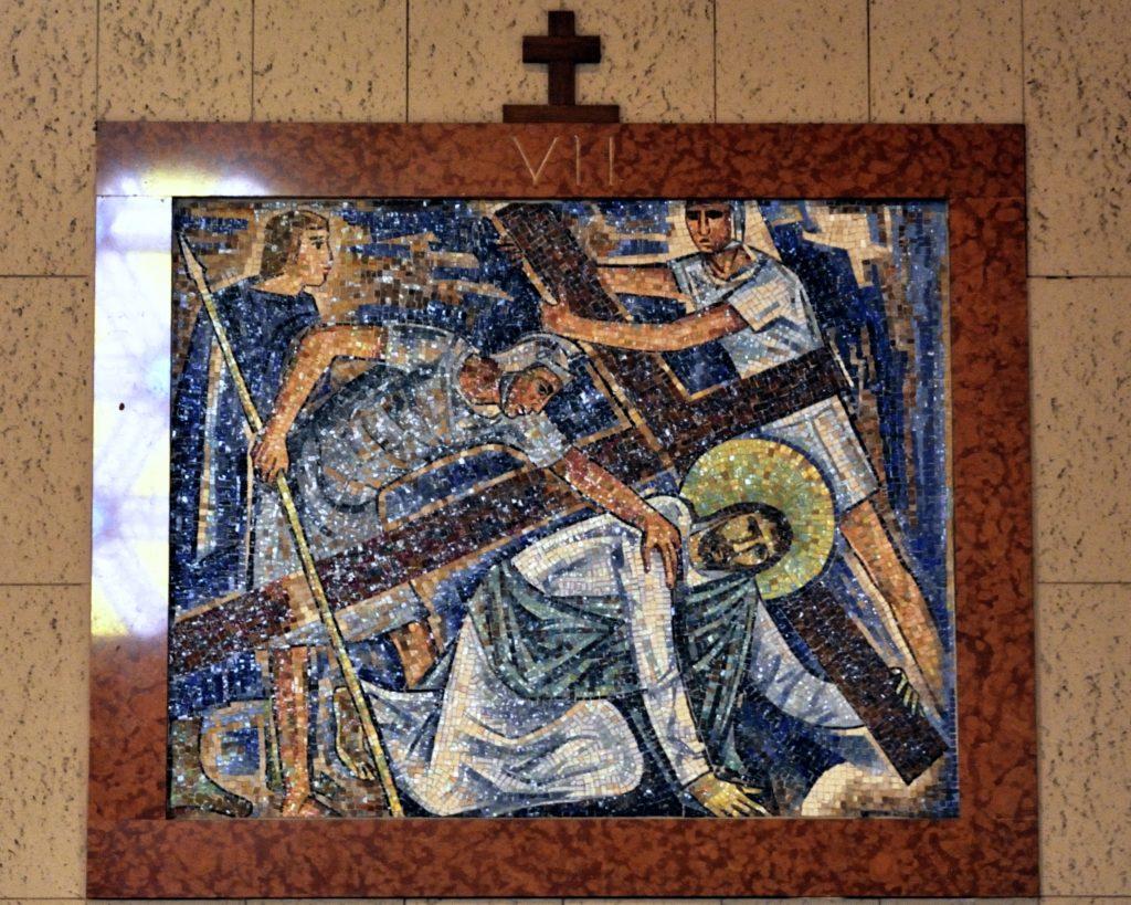 Chemin de croix du 3 avril